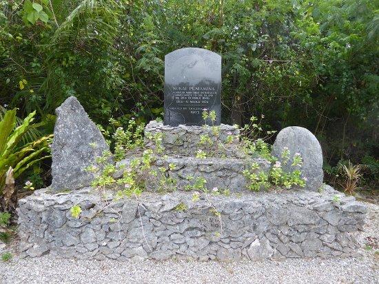 Peniamina's Grave