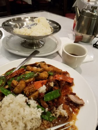 Carmel, IN: satisfying hot dinner