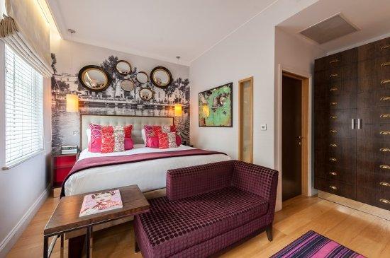 倫敦帕丁頓靛藍酒店照片