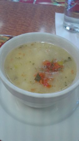 Doral, FL: Lunch special soup