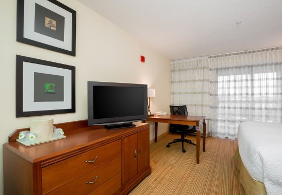 Bloomingdale, IL: Guest room