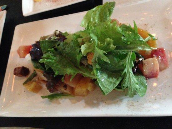Лейк-Мэри, Флорида: golden beet salad