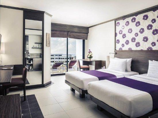 Mercure Pattaya Hotel: Guest room