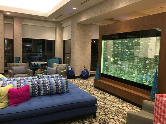 Lobby Area Foto Hilton Garden Inn Dallas Arlington South Arlington Tripadvisor