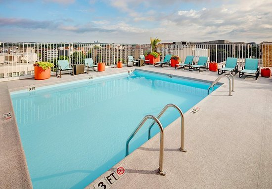 Residence Inn Washington, DC/Foggy Bottom : Health club