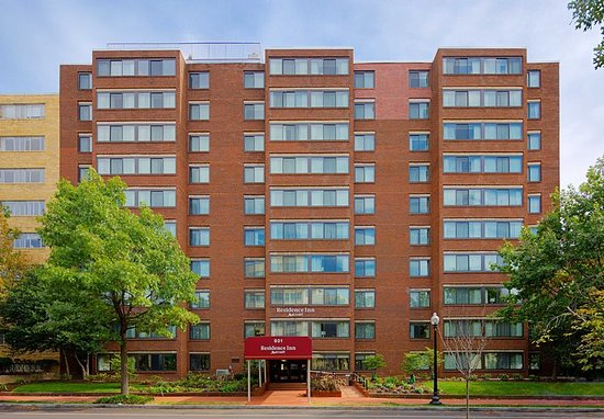 Residence Inn Washington, DC/Foggy Bottom: Exterior