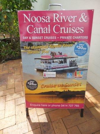 Noosaville, Australia: River Cruise