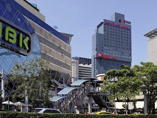 ibis Bangkok Siam Hotel: Exterior