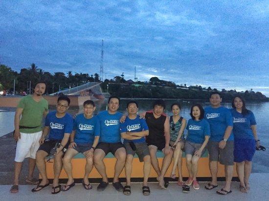 Wakatobi, Indonesia: Dr. Yudi with Corona Diving Club