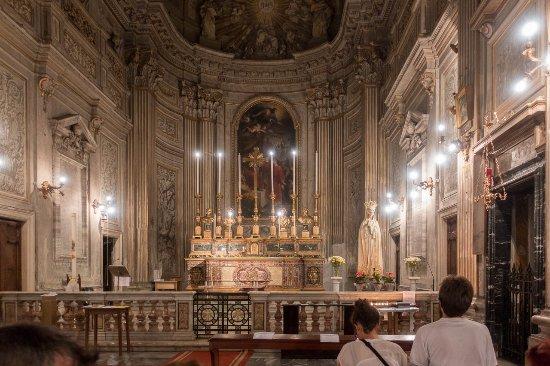 Chiesa dei Santi Vincenzo e Anastasio alle Tre Fontane