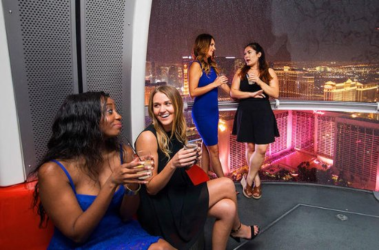 Happy Hour sur le High Roller au LINQ
