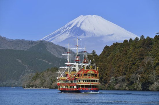 Mt Fuji Dagtrip naar Lake Ashi Cruise ...