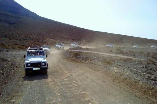 South Fuerteventura 4x4 Jeep Tour...