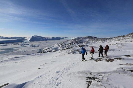 Caminata de raquetas de nieve...