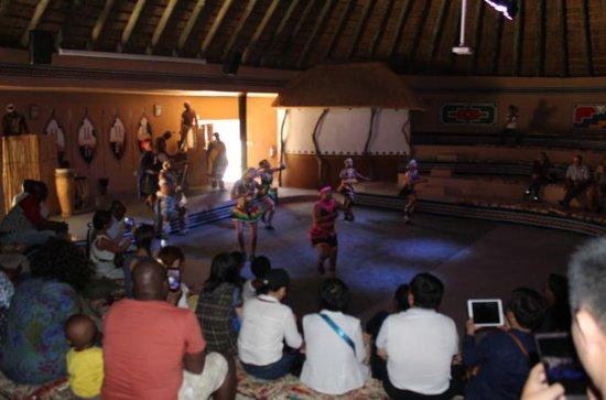 Lesedi Cultural Village Full-Day Tour...