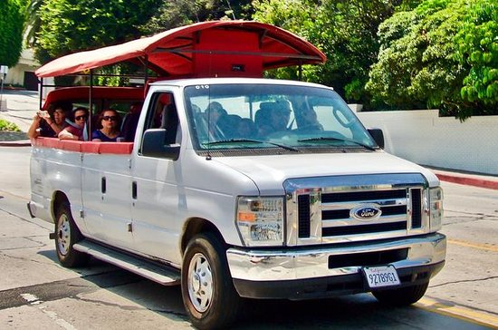 2-Hour Small-Group Hollywood Open Bus ...
