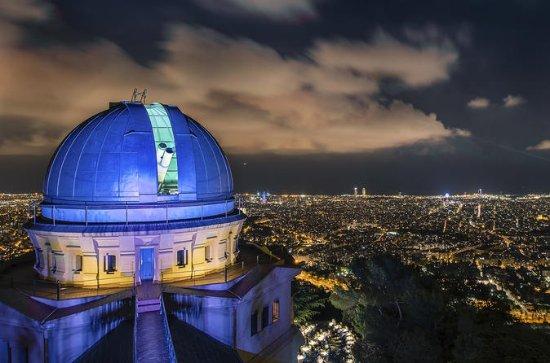 Cena con estrellas en el Observatorio...