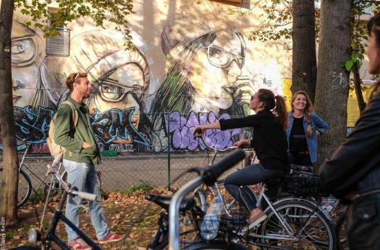 Berlin Street Art Private Fahrradtour