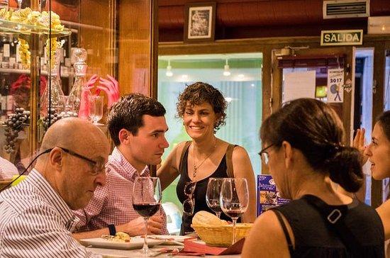 Madrid Tapas and History Tour Literary quarter