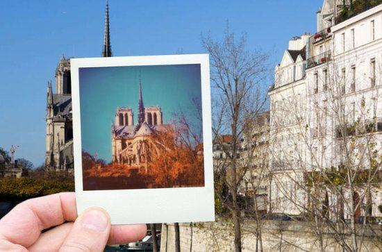 Paris Vintage Photo Tour With a...
