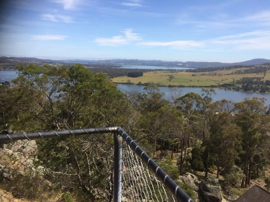 Rosevears, Australia: From The Lookout
