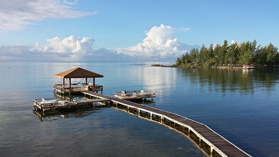 CoCo View Resort: quiet place to relax and enjoy the views and the water