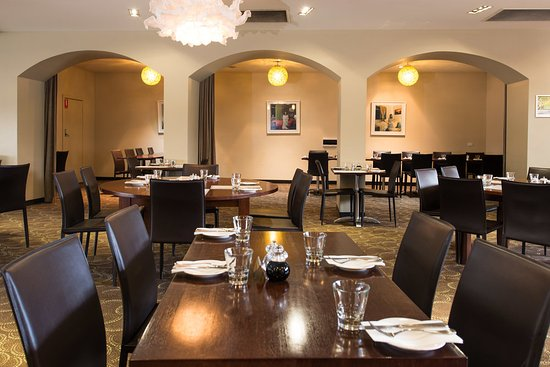 Moonah, Australia: dining room