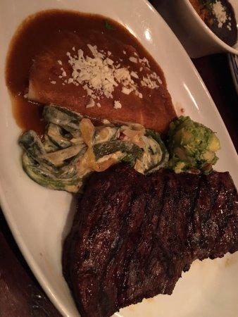 Rosa Mexicano - First Avenue: Tampiqueña de Carne Asada