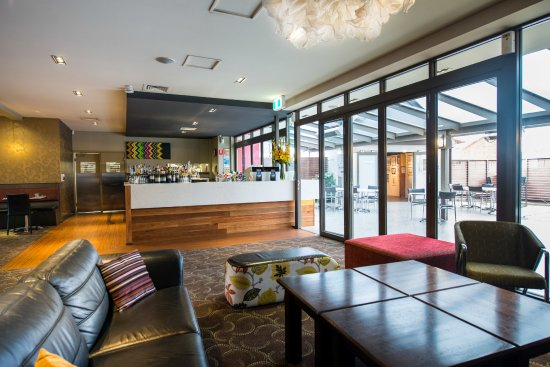 Moonah, Australia: lounge area