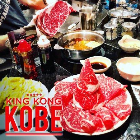 Fairfax, VA: Kobe beef