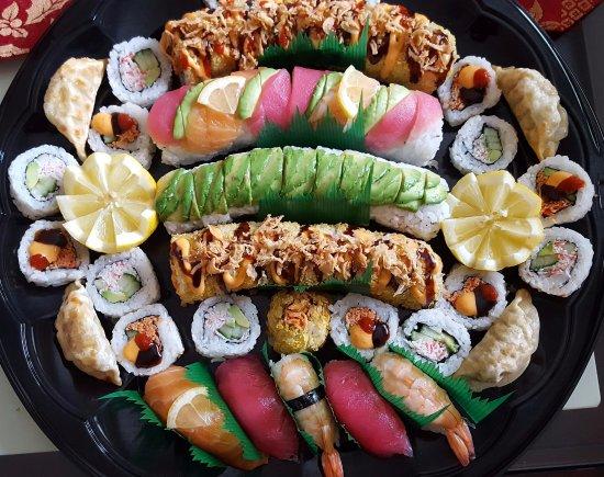 Provo, Utah: Sushi Catering