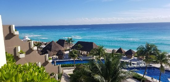 Paradisus Cancun: 20171212_094624_large.jpg
