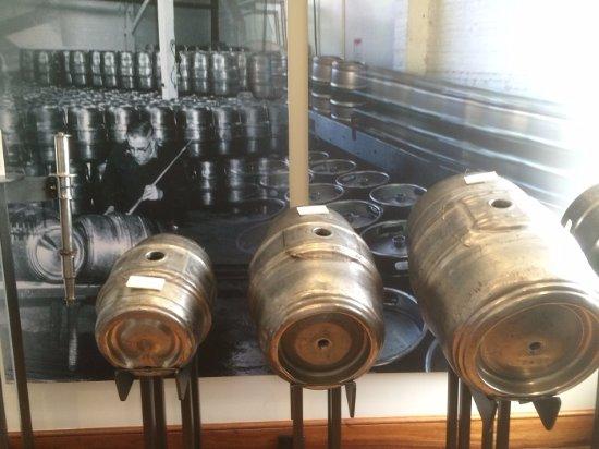 Launceston, Australia: Roll Out The Barrels