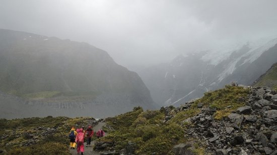 Aoraki Mount Cook National Park (Te Wahipounamu) صورة فوتوغرافية