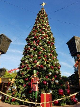 Buena Park, CA: Christmas tree