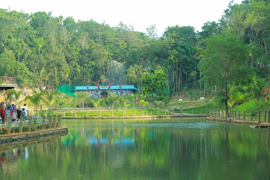 Wayanad District, India: E3 Theme Parks