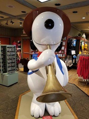 Buena Park, CA: Snoopy
