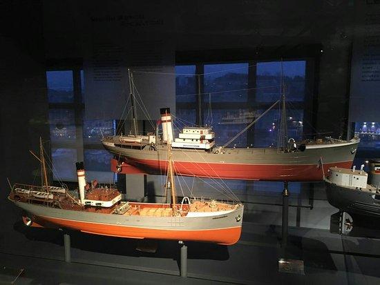 Musée des Pêcheries