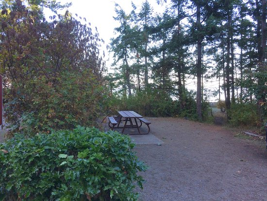 Denman Island, Kanada: Site at Fillongley Park