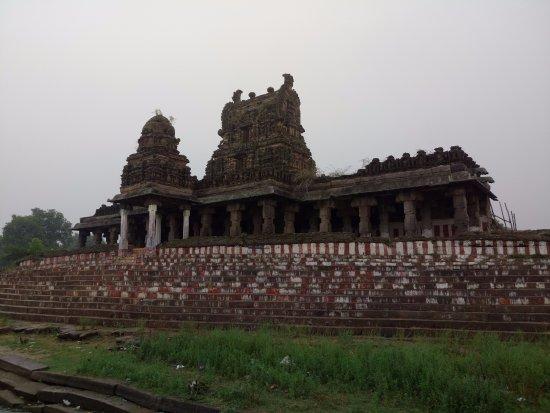 Sanjeevarayar Hanuman Temple