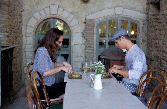 Kebun Bistro: Couple