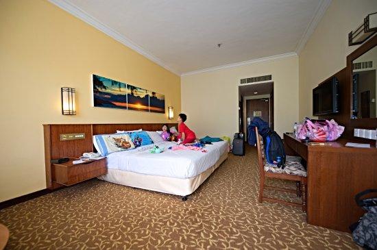Bayview Beach Resort: Family room