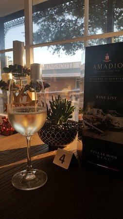 Amadio Wines Kangaroo Island