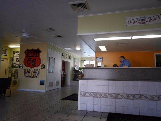Kingman, AZ: reception