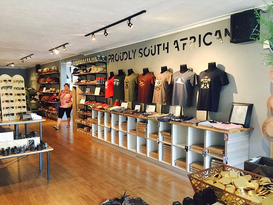 Centurion, South Africa: Proudly SOuth African t-shirts that depict historical figures and events.