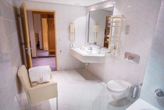 Bobycentrum Hotel: Koupelna na pokoji