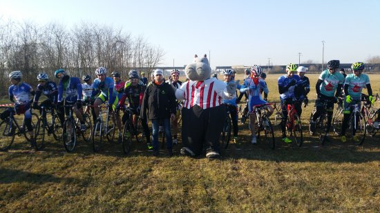Saran, Frankreich: vive le sport