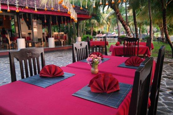 Пемарон, Индонезия: Restaurant