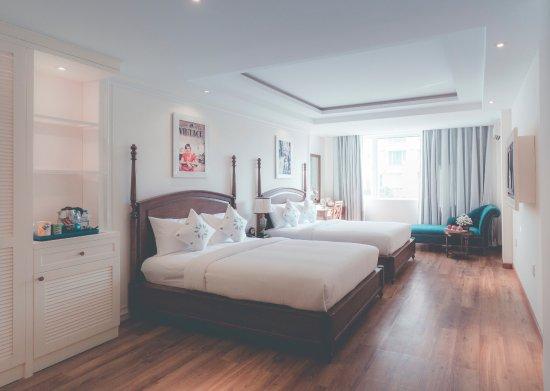 Alagon Saigon Hotel & Spa : Elegant Suite