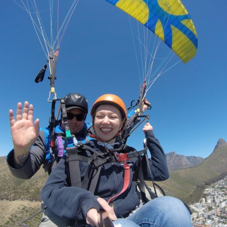 Fly Cape Town Paragliding Photo